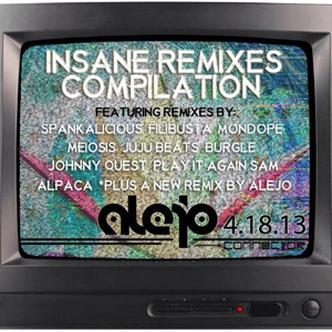 Alpaca - Alejo - Insane People Remix